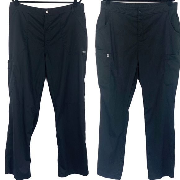Maevn & Cherokee WW Lot of 2  Men's Scrub Pants XL